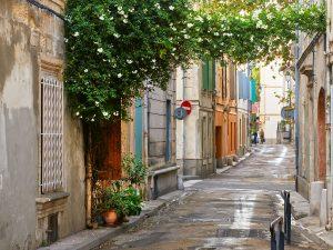 mete insolite in Francia: Arles