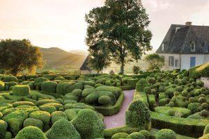 mete insolite in Francia: castello e giardini di Marqueyssac