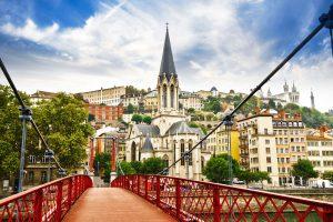 mete insolite in Francia: Lione