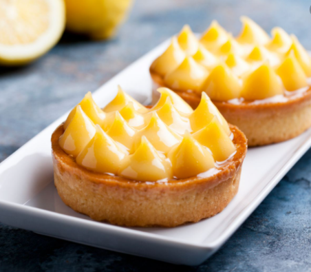 tartellette au citron
